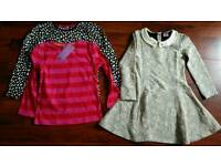 BNWT next and f&f clothes age 5-6yrs