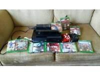 Xbox One. Games. Remote Controllers etc