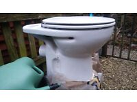 ROCA laura toilet pan for sale £20 cistern lid also available