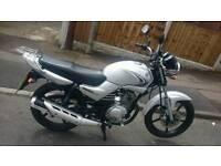 Yamaha YBR 125 2007 12 months MOT