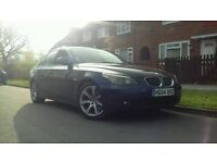 BMW 545I E60 333BHP DRIVES PERFECT NO PROBLEMS AT ALL £4500 ONO