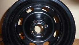 peugeot 207 brand new road wheel