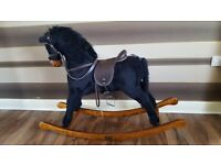 Mamas&papas rocking horse good condition needs tail sewing slightly