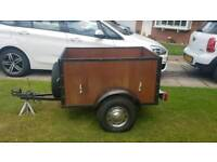 Trailer 4ftx3ft. Very good condition