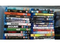 Used Blu Rays From £1 To £5 Each