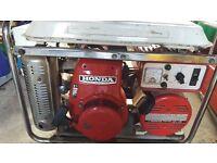 Genuine Honda Generator