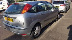 Ford Focus 2005 1.6 ZETEC/12 mnth MOT great condition