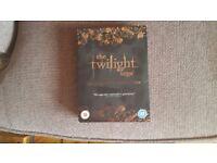 Twilight saga - complete boxed set