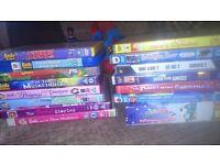 Kids dvds mixture