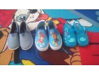 Kids shoes still brand new