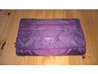 GHD Hair Straighteners 4.2B Purple Jemella Special Edition + GHD TD2 Folding Travel Hair Dryer