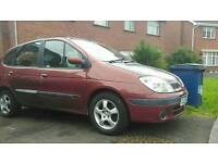 Renault scenic 1.4 petrol have mot & tax