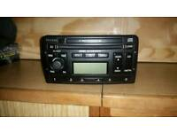 Ford focus st170 6 disc cd player
