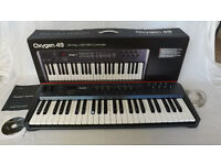 M-Audio 'Oxygen' 49 Midi Controller Keyboard ( Reduced Price )