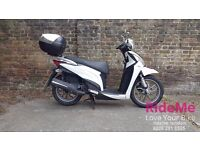 Kymco People One scooter 2014