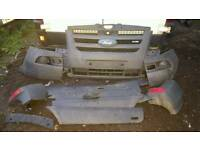 Ford transit bumper set