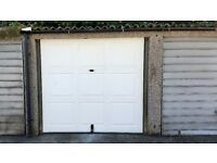 Secure Lock-Up Garage to Let in 43 Durham Close, Canterbury, Kent CT1 3QL