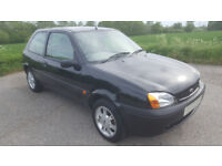 **PX TO CLEAR** 2001 FORD FIESTA 1.3 FLIGHT, JUST 79,000 MILES, MOT & SERVICE HISTORY!!