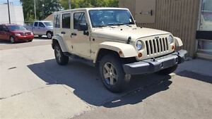 2011 Jeep WRANGLER UNLIMITED unlimited | Mojave | Call Today!