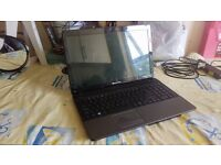 Packard Bell Easynote TS11 laptop with Windows 10 & 250GB SSD