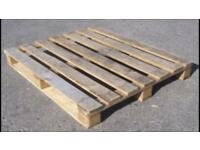 FREE WOODEN PALLETS WANTED
