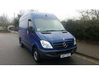 2008 Mercedes Sprinter 313 CDI MWB High Roof New MOT Engine Injectors not transit vito crafter