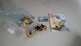 Vehicle Lego Set