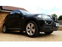 2009 BMW X5 XDRIVE 30D SE 7S AUTO BLACK