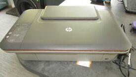 HP Deskjet 2050A printer and scanner/photocopier