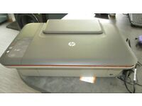 HP Deskjet 2050A printer and scanner/photocopier