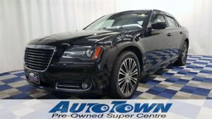 2012 Chrysler 300 S V6 AWD/ACCIDENT FREE/NAV/LEATHER/TOUCH SCREE