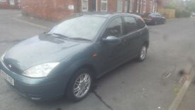 For sale ford focus 1.8 tddi (diesel)still drive must be see recomended Good for drive to work.cheap