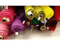 Fabric wanted large joblots cash waiting
