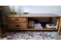 Ercol minera coffee table