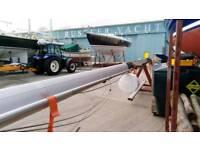 13.5 Metre mast & Boom inc all Rigging