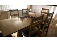 New Used Dining Tables Chairs For Sale In Neath Port Talbot