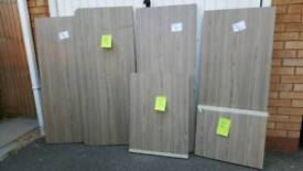 Cypress Cinnamon Worktop 50mm Offcuts