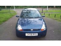 Ford Ka Climate Style, 08 Plate, 46000 MILES, *MOT AUGUST 2017*