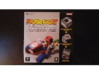 Nintendo Gamecube Console Mario Kart Double Dash!! Platinum Pak NEW (GC2)