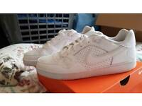 Nike trainers size 7. White