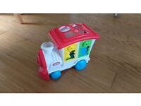 Little Tikes Sort and Go Activity Train