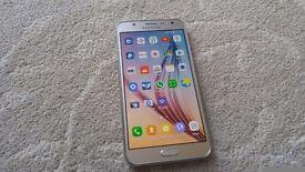 Samsung Galaxy J7 SM-J700H - 16GB - Gold (Unlocked) Smartphone DUAL SIM BUSINESS