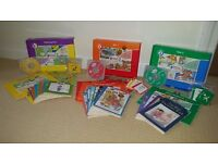 Phonics books and CD collection including Biff, Chip & Kipper