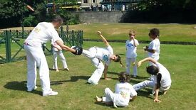 Capoeira *Brazilian Martial Art Music Dance for 5-11 y.o. kids** 1st class FREE