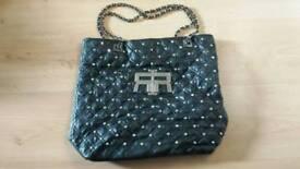 Ladies studed handbag