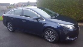 Toyota Avensis T4 2.2 Automatic