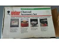 Weber charcoal accessory