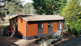 Holiday Lodge in the Cairngorms National Park