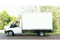 FORD TRANSIT LUTON 2008 NO VAT FSH ONLY 98K 6 SPEED MERCEDES SPRINTER IVECO DAILY