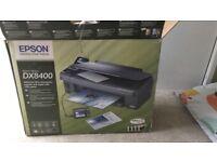 Epson printer DX8400